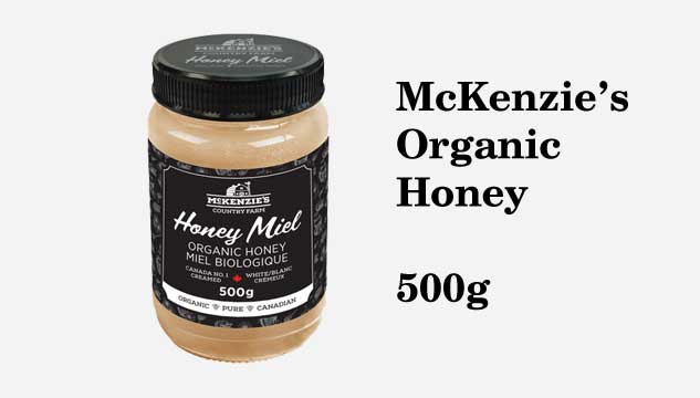 McKenzie's Organic Honey